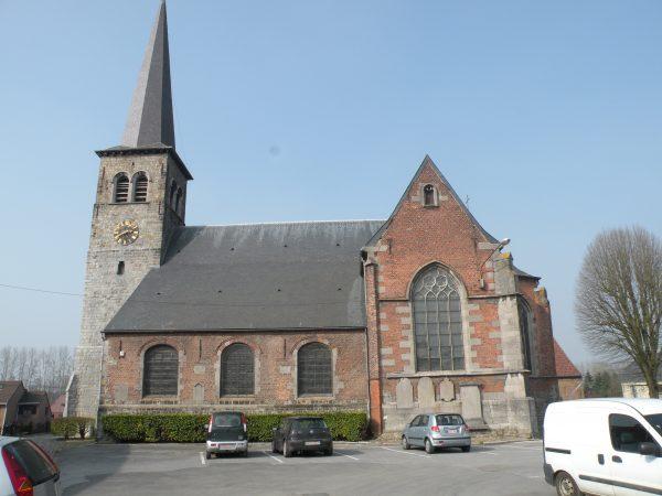 Havré – Eglise St Martin