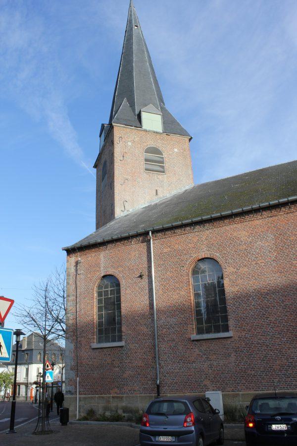 Dour – Eglise St Victor